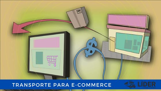 Transporte para e-commerce