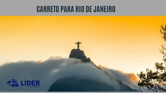 Carreto para o Rio de Janeiro