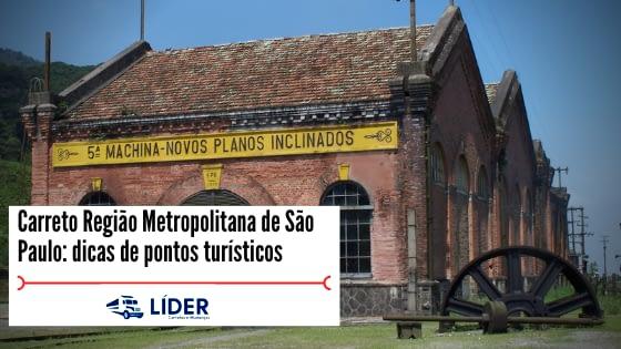carreto região metropolitana de São Paulo