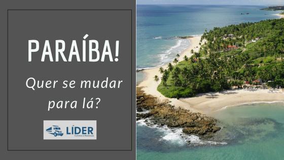 Mudança para Paraíba com a Líder Carretos e Mudanças